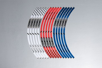 Strisce nastro adesivo racing per cerchio ruota YAMAHA - Modello MT10