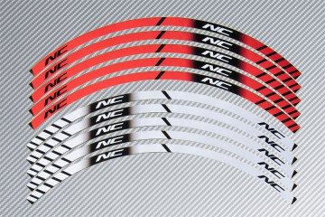 Racing Wheel Rim Tape HONDA - Model NC