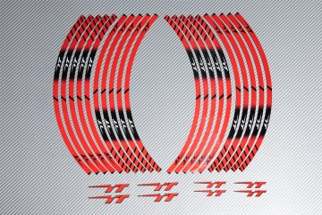 Racing Wheel Rim Tape YAMAHA - Model TT