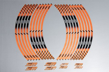 Racing Wheel Rim Tape KTM - Model SM