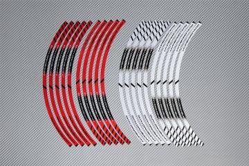 Stickers de llantas Racing DUCATI - Modelo HYPERMOTARD