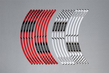 Strisce nastro adesivo racing per cerchio ruota DUCATI - Modello DIAVEL