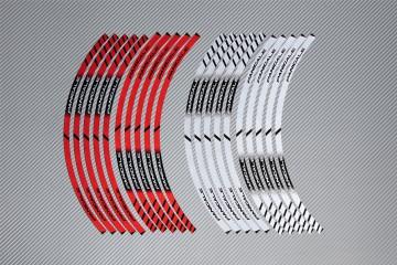 Strisce nastro adesivo racing per cerchio ruota DUCATI - Modello PANIGALE