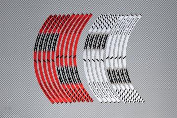 Strisce nastro adesivo racing per cerchio ruota DUCATI - Modello MULTISTRADA
