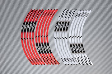 Strisce nastro adesivo racing per cerchio ruota APRILIA - Modello RS