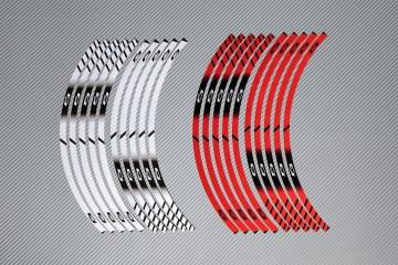 Strisce nastro adesivo racing per cerchio ruota MV AGUSTA - Modello F3