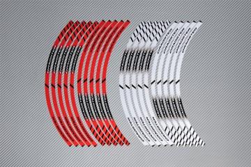 Strisce nastro adesivo racing per cerchio ruota MV AGUSTA - Modello DRAGSTER