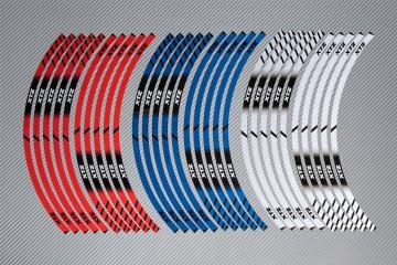 Strisce nastro adesivo racing per cerchio ruota YAMAHA - Modello XTZ