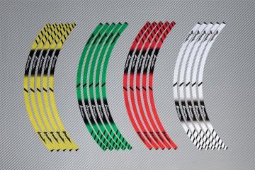 Stickers de llantas Racing APRILIA - Model RSV4