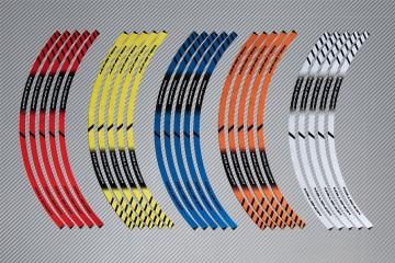 Strisce nastro adesivo racing per cerchio ruota DUCATI - Modello MONSTER