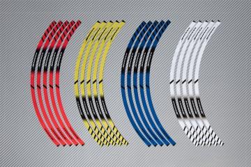 Strisce nastro adesivo racing per cerchio ruota APRILIA - Modello SHIVER