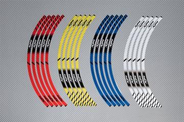 Stickers de llantas Racing YAMAHA - Modelo XJR