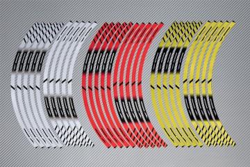 Strisce nastro adesivo racing per cerchio ruota APRILIA - Modello RSV