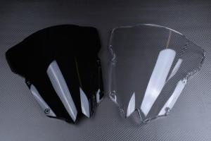 Windschild polycarbonat Yamaha R6 2008 - 2016