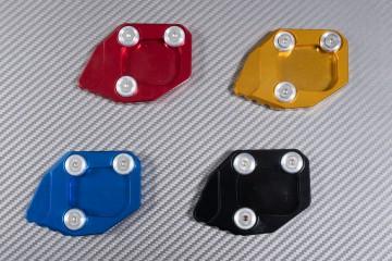 Anodised aluminum sidestand foot enlarger HONDA CBR 600 RR 2007 - 2012
