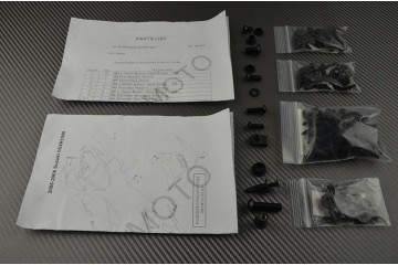 Kit Visserie Carénages Complets Suzuki GSXR1000 K5 K6