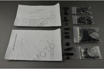Schraubensatz Komplettverkleidung Suzuki GSXR1000 K5-K6