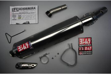 Slip On Exhaust SUZUKI BANDIT & GSXF 650 1250 YOSHIMURA TRS STAINLESS STEEL
