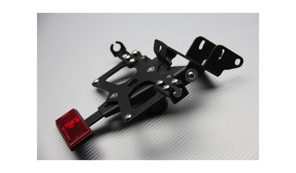 support de plaque honda msx 125 grom avdb moto l 39 accessoire prix motard. Black Bedroom Furniture Sets. Home Design Ideas