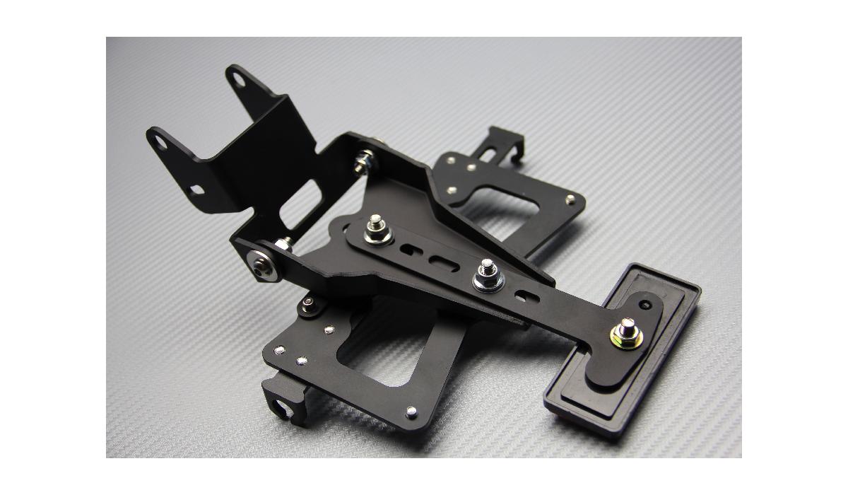 SUZUKI GSX-S 1000//F 15-19 plaque support plaque courte arrière complet