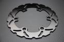 Rear wave solid brake disc 256mm many Honda