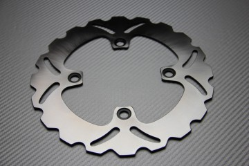 Rear solid break disc 230 mm for many KAWASAKI