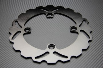 Rear solid brake disc 220mm for many HONDA & TRIUMPH
