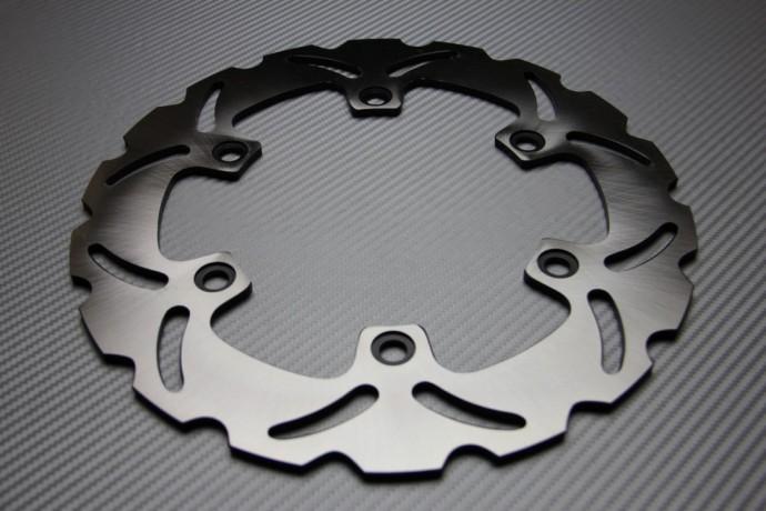 Rear wave solid brake disc 276 mm many HONDA