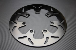 Front brake disc 300 mm for many KAWASAKI