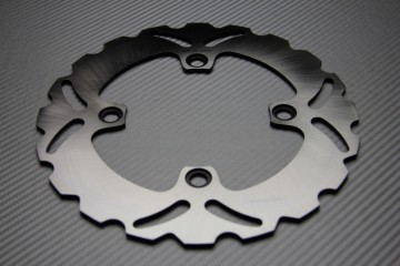 Rear solid wave brake disc 220mm many Kawasaki
