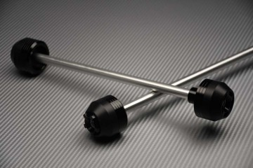 Front / Rear Protection Pads for Fork & Swingarm KTM SUPERDUKE 990