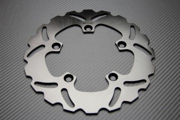 Rear solid brake disc 220 mm for many  APRILIA