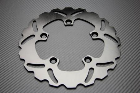 Rear solid brake disc 220 mm for many  APRILIA