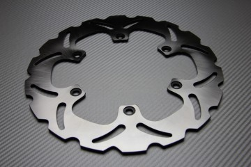 Rear wave solid brake disc 270mm many KAWASAKI