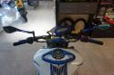Flachlenker Eloxiert mit Durchmesser 22mm - STREETFIGHTER