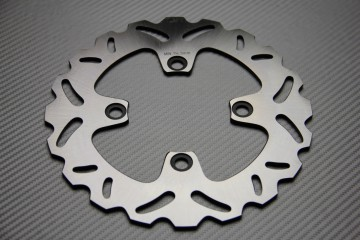 Rear solid brake disc 210 mm for many SUZUKI
