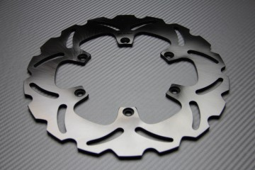 Rear solid brake disc 240 mm for many different models