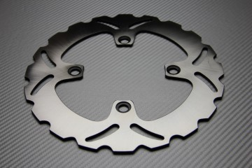 Rear solid wave brake disc 240mm many Kawasaki
