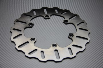 Rear solid brake disc 229 mm for CAGIVA MITO