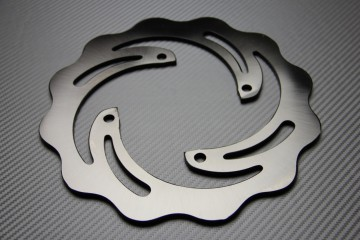 Rear solid brake disc 245 mm for many DUCATI