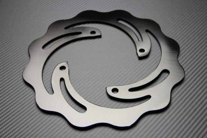 Rear wave solid brake disc 245 mm many DUCATI