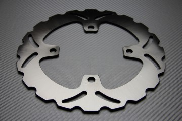 Rear solid brake disc 250mm for many Kawasaki