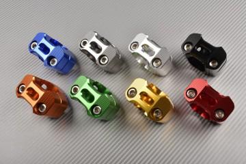 Pair of Universal Risers for 22 mm Handlebars - DESIGN 2