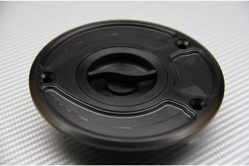 Tankdeckel mit Schnellverschluss Kawasaki Design 1