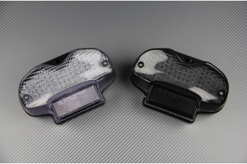 LED Taillight with Integrated turn signals for Suzuki GSF Bandit 600 1200 00/05