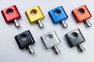 Pair of Universal Risers Adjustment for 22mm Handlebars