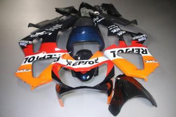 Komplette Motorradverkleidung HONDA CBR 929 RR 2000 / 2001