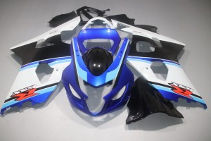 Komplette Motorradverkleidung SUZUKI GSXR 600 750 2004 / 2005