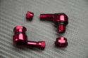 Angled valve stem set 8.3 mm