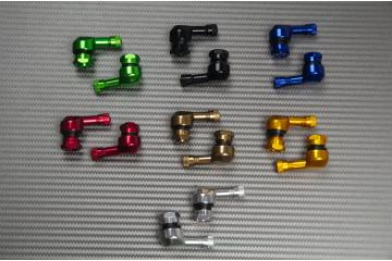 Motorrad Alu Winkelventil 8.3 mm